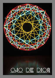 EL Wire Art By Richard Born